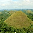 Chocolate Hills — Stock Photo #6918017