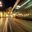Night Express — Stockfoto