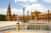 Plaza de Espana003 — Stock Photo