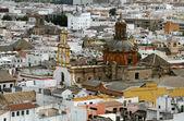 View over Sevilla — Stock Photo