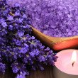 Royalty-Free Stock Photo: Lavender spa