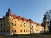 Monastery in Poland — Stock Photo