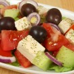 Greek salad. — Stock Photo #7071764