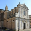 Church in Rome - Stock Photo
