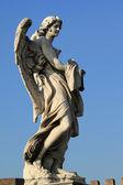 Statue ange de rome — Photo