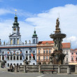 Ceske Budejovice — Stock Photo