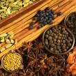 Stock Photo: Spices composition