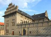 Palace in Prague — Stock Photo