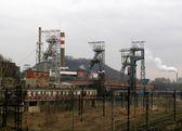 Coal mine — Stock Photo