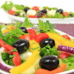 Salads — Stock Photo #7303714