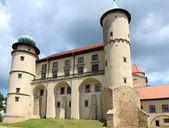 Nowy Wisnicz castle — Stock Photo