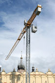Construction development — Stock Photo