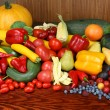 Fruit and vegetables — Stock Photo #7491165