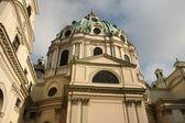 Karlskirche — Stock Photo