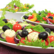 Salads — Stock Photo