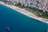 Turkey. Alanya cityscape — Stock Photo