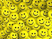 Smartey - happy — Stock Photo
