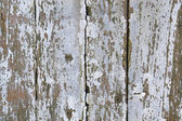 Rundown wooden facade detail — Stock Photo