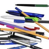 Various pencil mix — Stock Photo