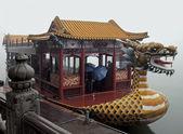 Dragon Boat in China — Stock Photo