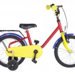 Juvenile bicycle — Stock Photo #7127327
