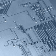 Circuit board detail — Stock Photo