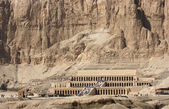 Mortuary Temple of Hatshepsut in Egypt — Stock Photo
