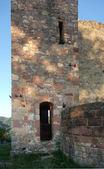 Tower at the Hochburg Emmendingen — Stock Photo