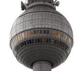 Detail of the Fernsehturm Berlin — Stock Photo