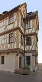 Haus zu den Vier Gekrönten — Stock Photo