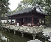 Yuyuan Garden in Shanghai — Stock Photo