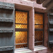 Stock Photo: Window at Haut-Koenigsbourg Castle