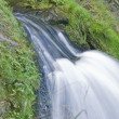 Triberg Waterfalls detail — Stock Photo