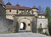 Comburg in Southern Germany — Stock Photo