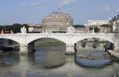 Castel Saint Angelo — Stock Photo