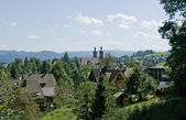 Saint Peter in the Black Forest — Stock Photo