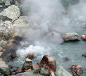 Hot spring detail — Stock Photo