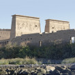 Temple of Philae in Egypt — Stockfoto
