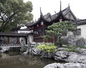Yuyuan Garden in Shanghai — Stock Photo