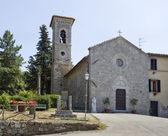 San Regolo in Chianti — Stock Photo