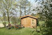 Peaceful summerhouse — Stock Photo