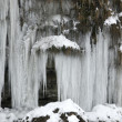 Royalty-Free Stock Photo: Lots of icicles