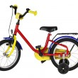 Juvenile bicycle — Stock Photo #7182621