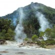 Stock Photo: Hot spring at Azores