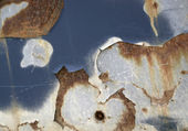 Abstract corrosion detail — Stock Photo