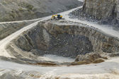 Quarry digger — Stock Photo