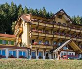 Idyllic Black Forest Hotel — Stock Photo