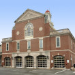 Stock Photo: Cambridge Fire department