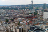 Aerial view of London City — Stock Photo