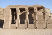 Around Edfu Temple of Horus — Stock Photo